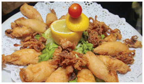 Restaurante sidreria comida asturiana gascona boulevard for Cocina asturiana